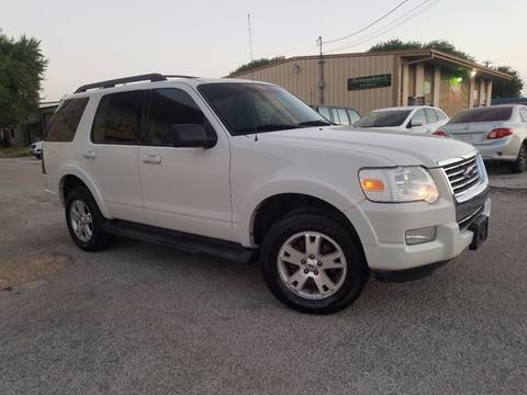 2009 Ford Explorer for sale in Converse TX