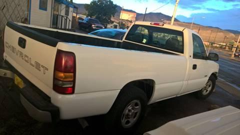 2001 Chevrolet Silverado 1500 for sale in Alamogordo, NM