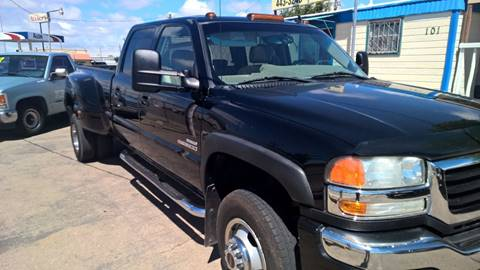 2007 GMC Sierra 3500 Classic for sale in Alamogordo, NM