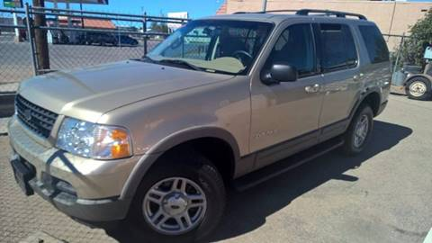 2002 Ford Explorer for sale in Alamogordo, NM