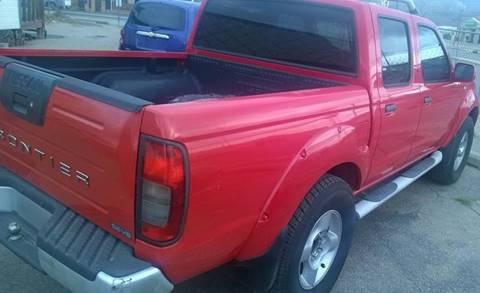 2001 Nissan Frontier for sale in Alamogordo, NM