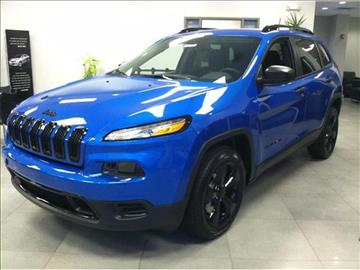 2017 Jeep Cherokee for sale in El Dorado, AR