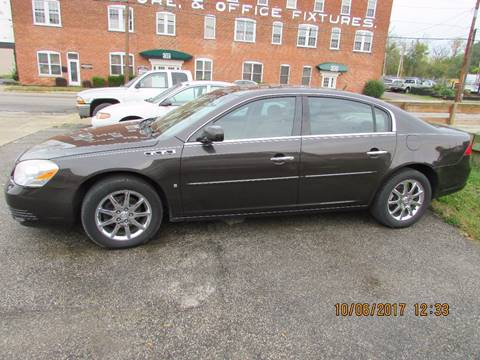 2008 Buick Lucerne for sale in Marysville, OH