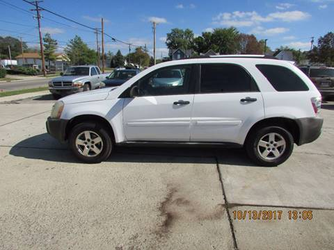 2005 Chevrolet Equinox for sale in Marysville, OH