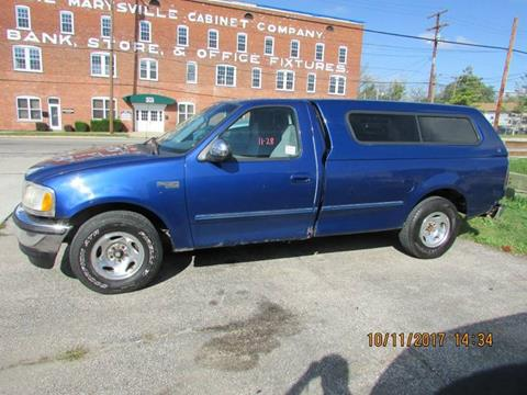 1997 Ford F-150 for sale in Marysville, OH