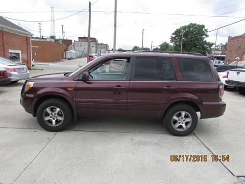 2007 Honda Pilot for sale in Marysville, OH