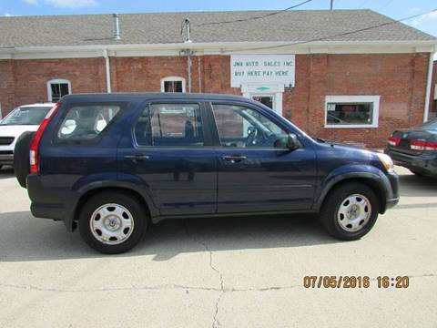 2006 Honda CR-V for sale in Marysville, OH