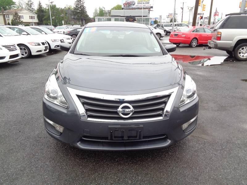 2013 Nissan Altima 2.5 S 4dr Sedan In South Hackensack NJ - Cash ...