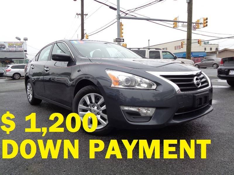 Nissan Used Cars For Sale South Hackensack Cash Your Car Inc