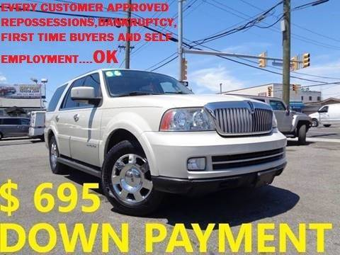2006 Lincoln Navigator for sale in South Hackensack, NJ