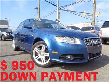 2008 Audi A4 for sale in South Hackensack, NJ