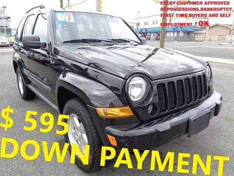 2007 Jeep Liberty for sale in South Hackensack, NJ