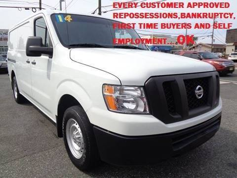 2014 Nissan NV Cargo for sale in South Hackensack, NJ