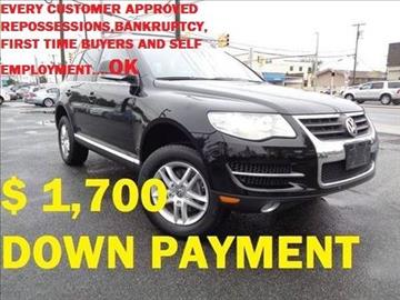 2008 Volkswagen Touareg 2 for sale in South Hackensack, NJ
