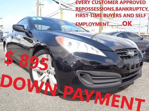 2010 Hyundai Genesis Coupe for sale in South Hackensack, NJ