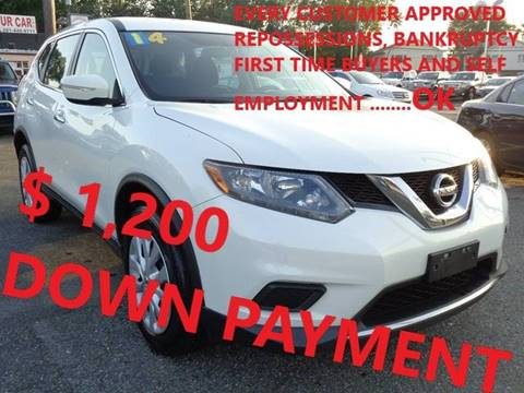 2014 Nissan Rogue for sale in South Hackensack, NJ