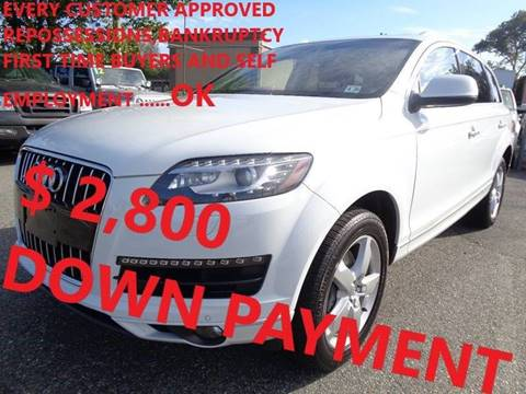 2015 Audi Q7 for sale in South Hackensack, NJ