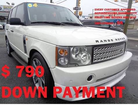 2004 Land Rover Range Rover for sale in South Hackensack, NJ