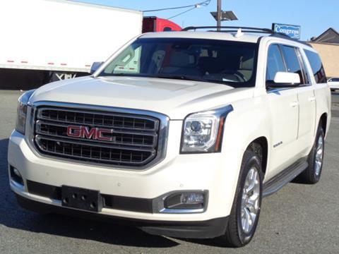 2015 GMC Yukon XL for sale in South Hackensack, NJ