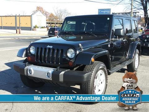2011 Jeep Wrangler Unlimited for sale in South Hackensack, NJ