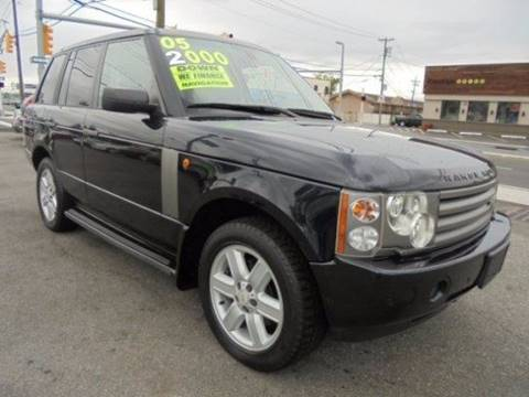 2005 Land Rover Range Rover for sale in South Hackensack, NJ