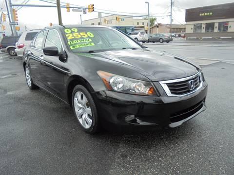 2009 Honda Accord for sale in South Hackensack, NJ