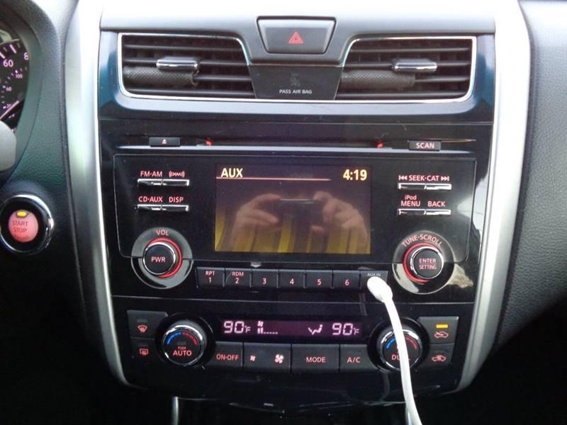 2013 Nissan Altima 2.5 SV 4dr Sedan - South Hackensack NJ