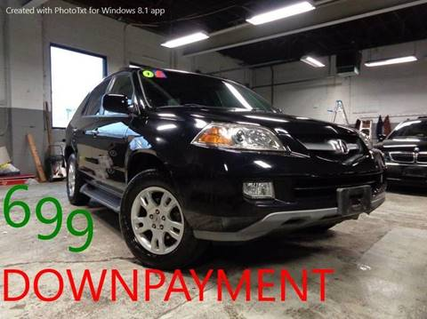 2005 Acura MDX for sale in South Hackensack, NJ