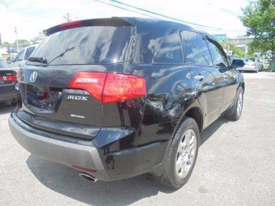 2009 Acura MDX SH-AWD 4dr SUV w/Technology Package - South Hackensack NJ