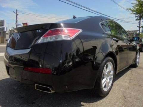 2010 Acura TL 4dr Sedan w/Technology Package - South Hackensack NJ