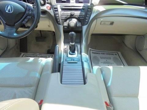 2010 Acura TL 4dr Sedan w/Technology Package - South Hackensack NJ