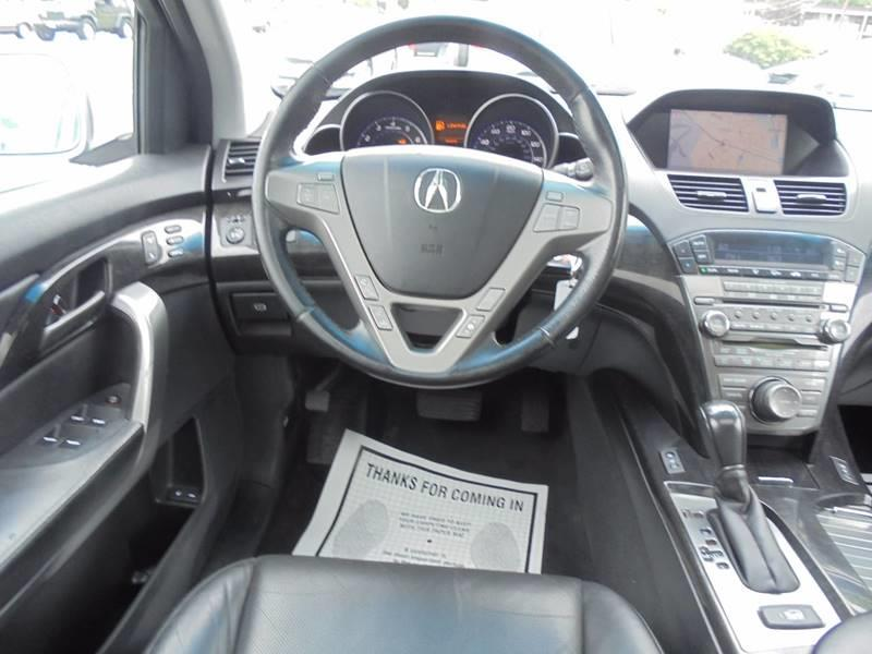 2008 Acura MDX SH-AWD 4dr SUV w/Sport and Entertainment Package - South Hackensack NJ