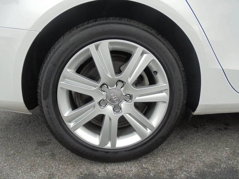 2011 Audi A4 AWD 2.0T quattro Premium 4dr Sedan 8A - South Hackensack NJ