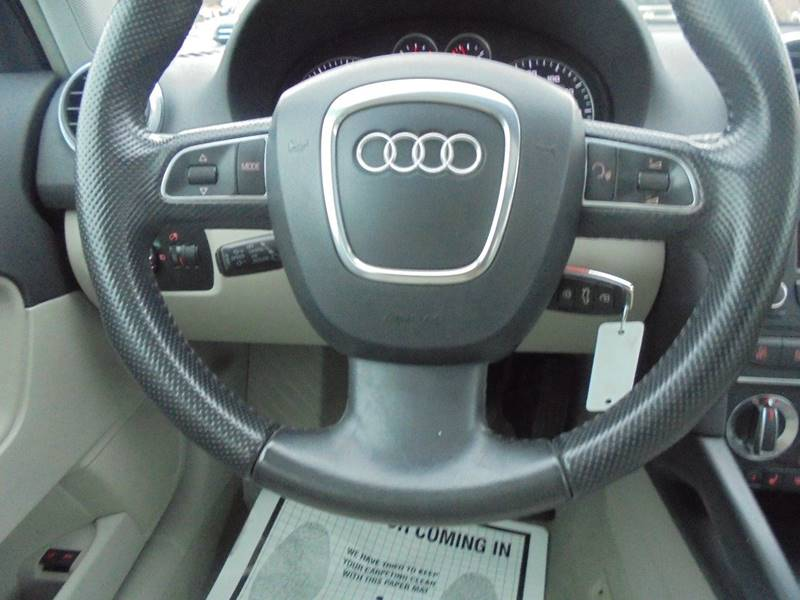 2009 Audi A3 AWD 2.0T quattro 4dr Wagon 6A - South Hackensack NJ
