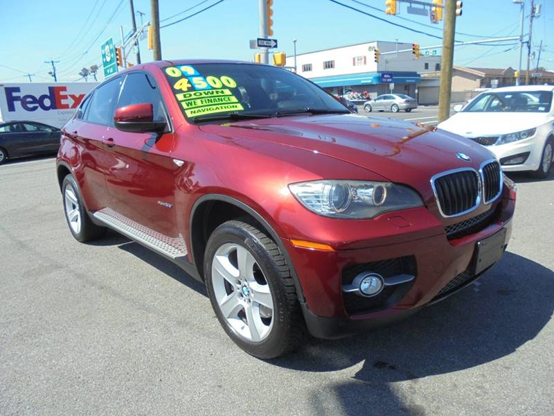 2009 BMW X6 AWD xDrive35i 4dr SUV - South Hackensack NJ