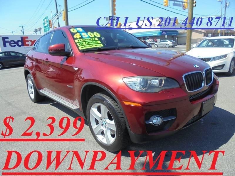 2009 BMW X6 AWD xDrive35i 4dr SUV - South Hackensack NJ