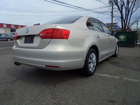 2011 Volkswagen Jetta S 4dr Sedan 6A - South Hackensack NJ