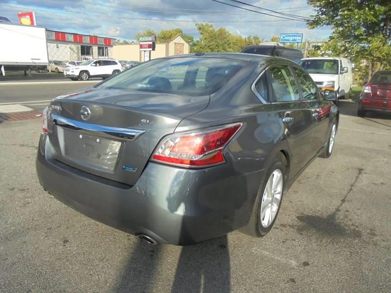 2014 Nissan Altima 2.5 SL 4dr Sedan - South Hackensack NJ
