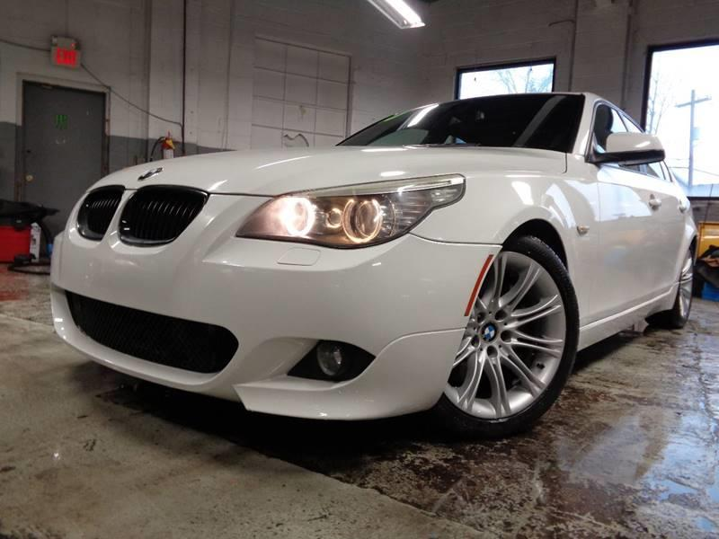 2010 BMW 5 Series 535i 4dr Sedan - South Hackensack NJ
