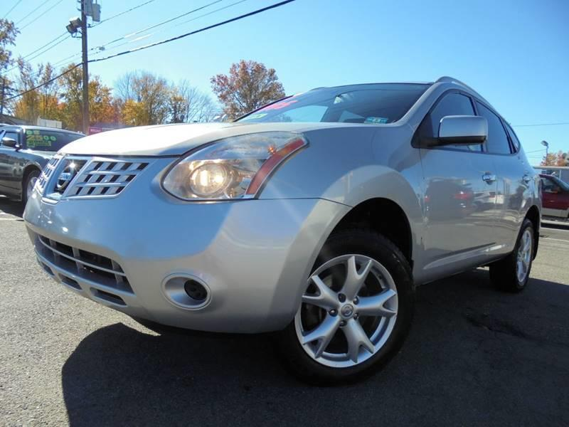 2010 Nissan Rogue AWD S 4dr Crossover - South Hackensack NJ