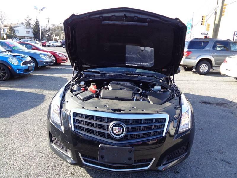2014 Cadillac ATS 2.5L 4dr Sedan - South Hackensack NJ