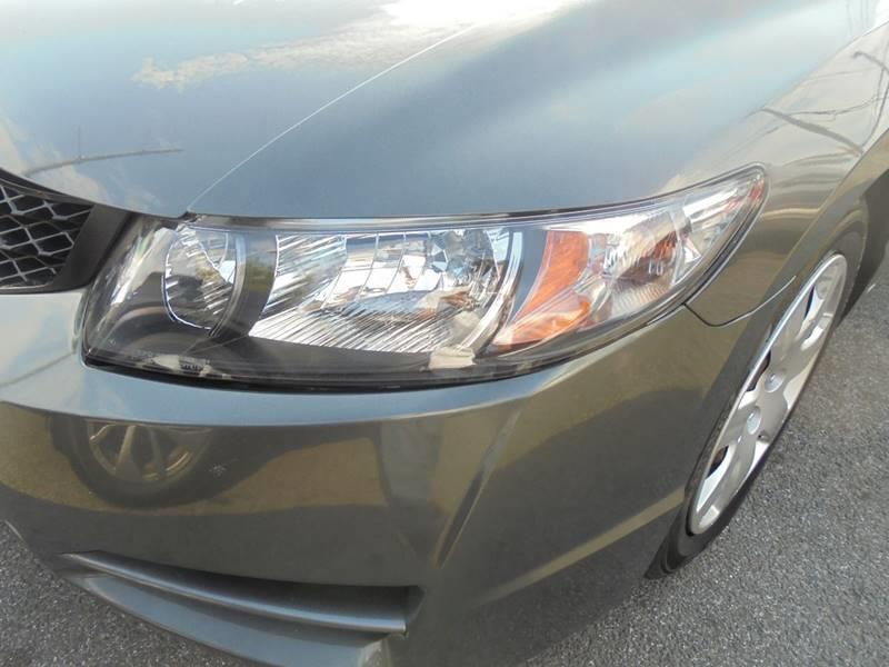 2011 Honda Civic LX 2dr Coupe 5M - South Hackensack NJ
