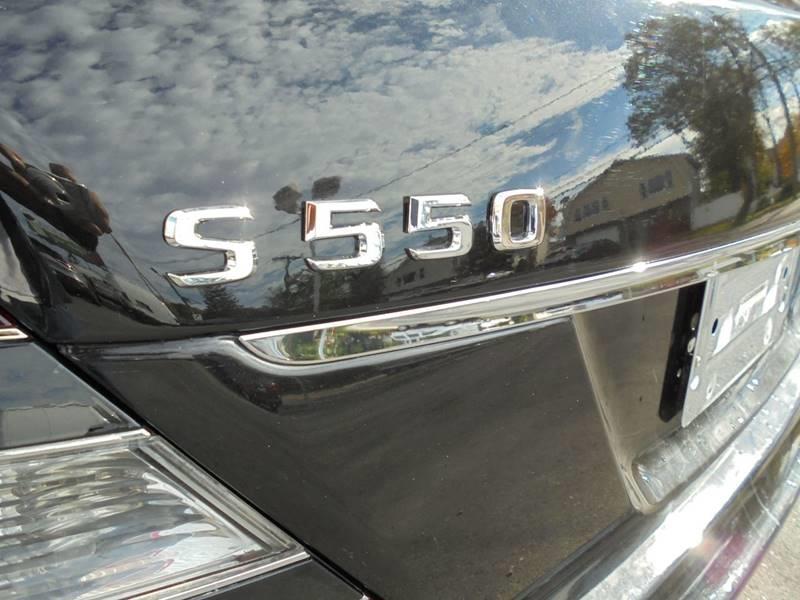 2007 Mercedes-Benz S-Class S 550 4MATIC AWD 4dr Sedan - South Hackensack NJ