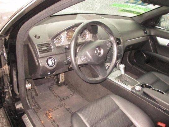 2008 Mercedes-Benz C-Class C300 Luxury 4MATIC AWD 4dr Sedan - South Hackensack NJ