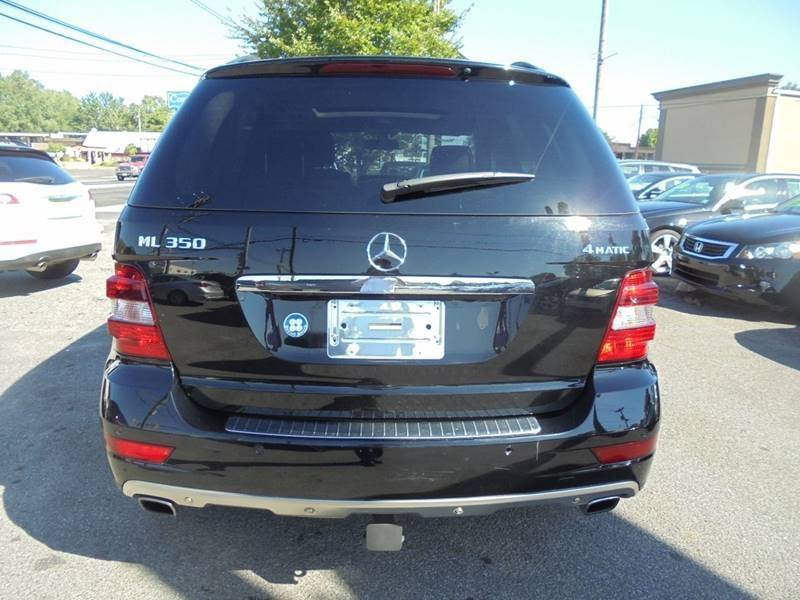 2009 Mercedes-Benz M-Class ML 350 4MATIC AWD 4dr SUV - South Hackensack NJ