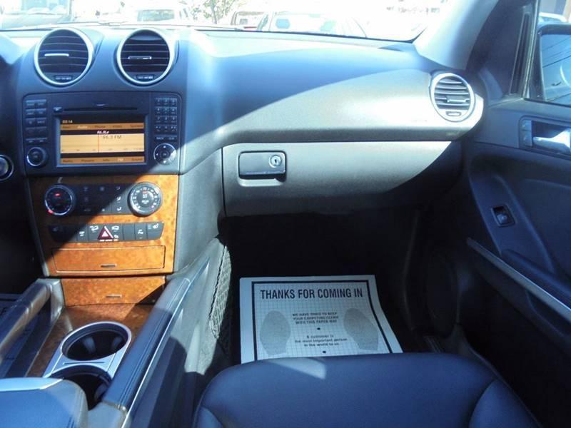 2009 Mercedes-Benz M-Class ML 350 4MATIC AWD 4dr SUV - South Hackensack NJ