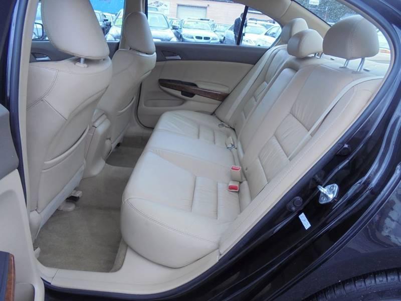 2009 Honda Accord EX-L V6 4dr Sedan 5A - South Hackensack NJ