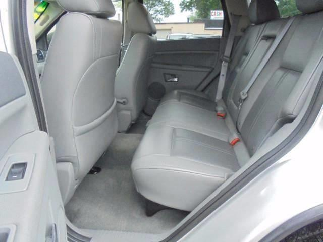 2006 Jeep Grand Cherokee Limited 4dr SUV 4WD w/ Front Side Airbags - South Hackensack NJ