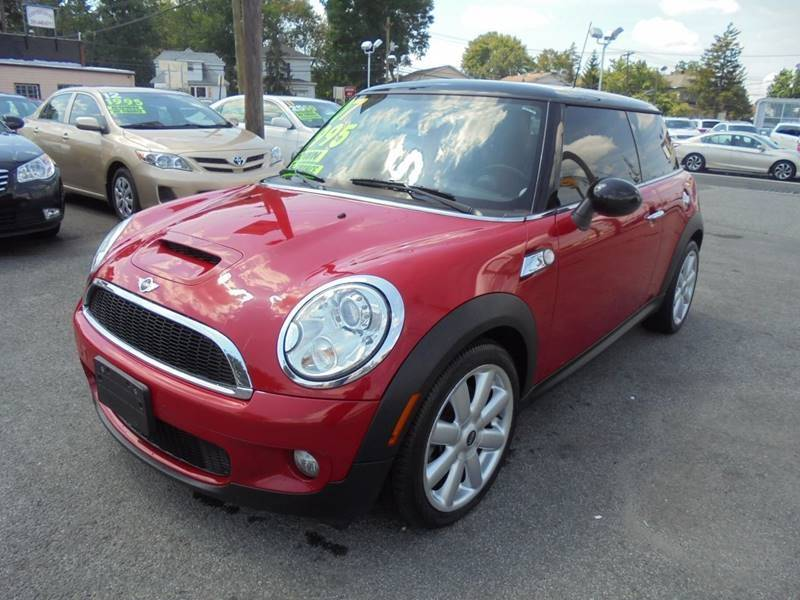 2007 MINI Cooper S 2dr Hatchback - South Hackensack NJ