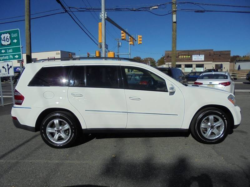 2007 Mercedes-Benz GL-Class GL 450 AWD 4MATIC 4dr SUV - South Hackensack NJ